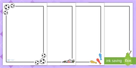 card insert template ks1 s day page borders a4 page borders s day