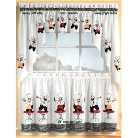 Chef Kitchen Curtains Chef Kitchen Curtains 28 Images Chef Italian Bistro Kitchen Decor Ideas Chef Kitchen