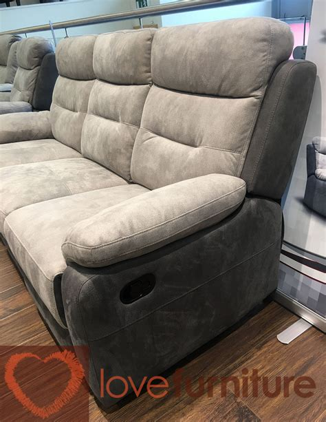 4 seater recliner sofa dillon fabric 4 seater recliner sofa 4rr