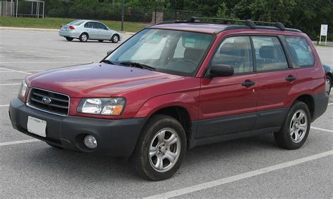 red subaru forester file 03 05 subaru forester x 2 jpg wikimedia commons