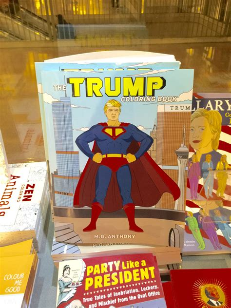 trumps all books the coloring book let s make coloring great again