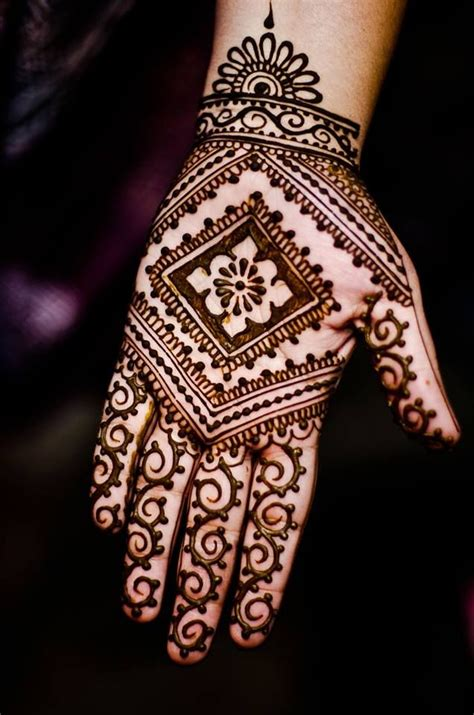 geometric designs are always eye catching indian