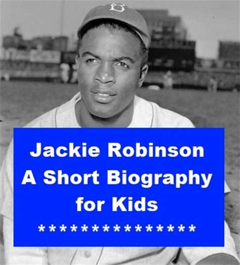 Jackie Robinson Graphic Biography jackie robinson a biography for by jonathan