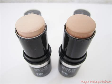 Make Up For Mufe Ultra Hd Stick Foundation makeup forever ultra hd foundation stick dupe mugeek