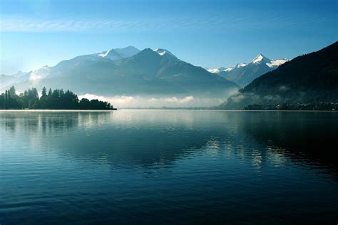 am see zell am see in austria thousand wonders