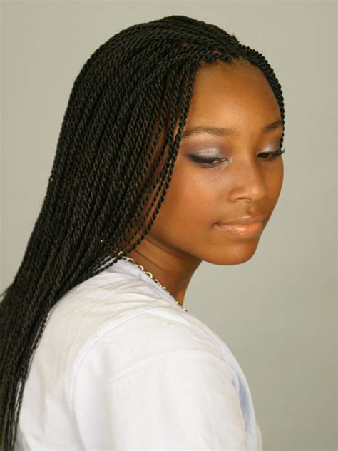 Sengalese Twists Gallery | afro coil