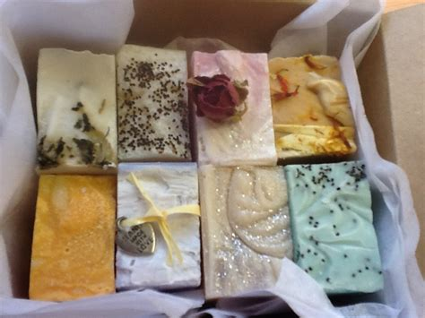 Handmade Luxury Soap - the soap kitchen luxury handmade soaps from southport