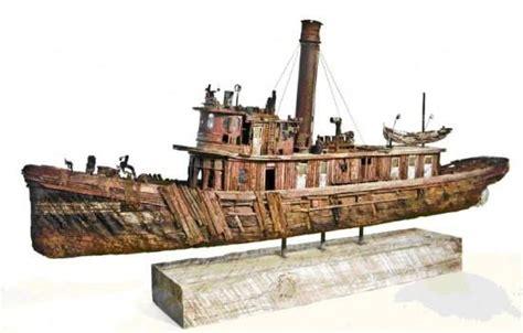 j h taylor boats john taylor boat sculpture made from scrap wood computer