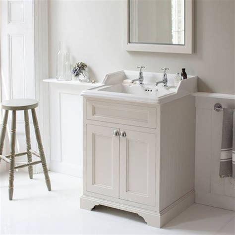 burlington sand 650mm freestanding vanity unit with doors