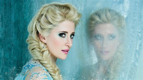 Fc Elsa New 4 96rb see elsa and the cast of frozen on broadway come to in new portraits playbill