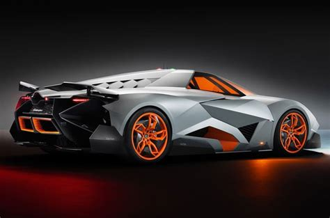 The Lamborghini Egoista Nextcrave Lamborghini Egoista Concept