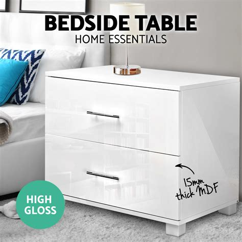 how high should a bedside table be have the right high cabinet gloss very paint tru sheen