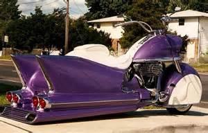 Cadillac Motorcycle A 58 Cadillac Motorcycle Sleds Rides Rods
