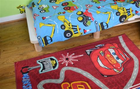 Disney Home Collection Rugs - updating a toddlers room with a disney rug from flair rugs
