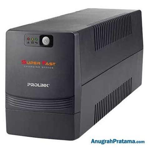 Baterai Ups Prolink 1200va jual prolink pro1201sfcu 1200 va ups di kota surabaya