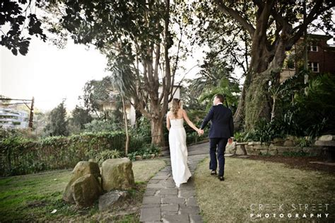 debra andrew s wendy whiteley secret garden wedding