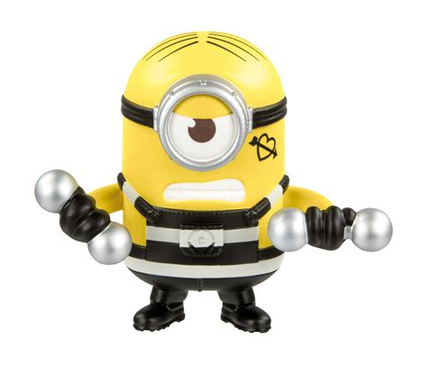 Happy Meal Despicable Me 3 Minion Pumping Iron Mcdonald S Goes Bananas Onlywilliam