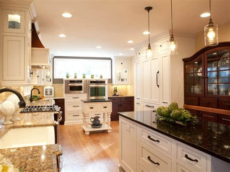 traditional kitchens with islands kitchen accessories decorating ideas hgtv pictures