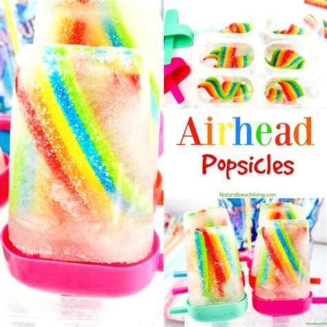 fruit juice popsicles how to make fruit juice airhead popsicles