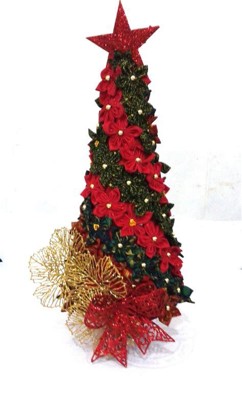 decoração arvore de natal vermelho e branco 193 rvore de natal verde e vermelha m 233 dia celia artesanatos
