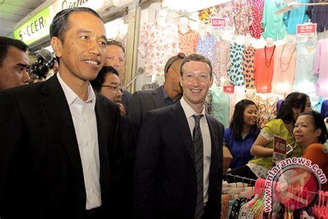 mark zuckerberg biography versi indonesia jokowi zuckerberg discuss facebook use for smes in
