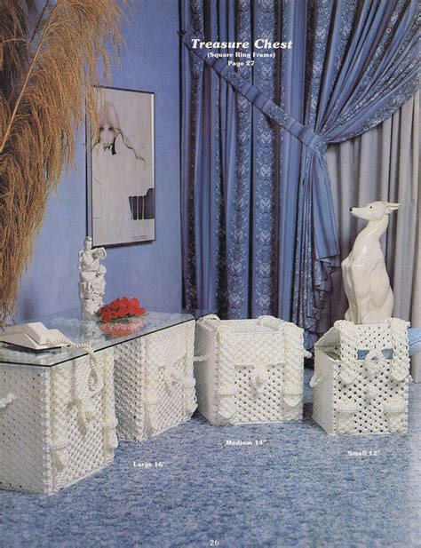 vintage macrame pattern book for sale free vintage macrame pattern book macrame elegance book 2