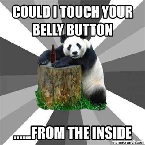 Flirtatious Memes - pick up panda meme