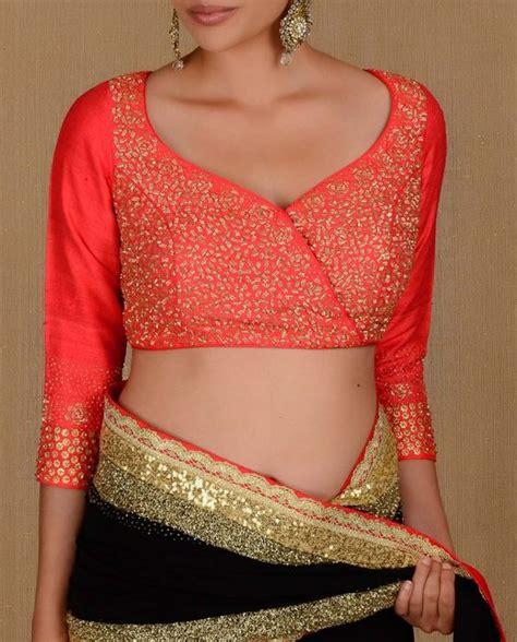 types  designer blouse design  women