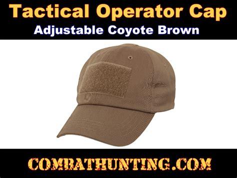 coyote tactical hat 9362cb coyote brown tactical operator cap hats
