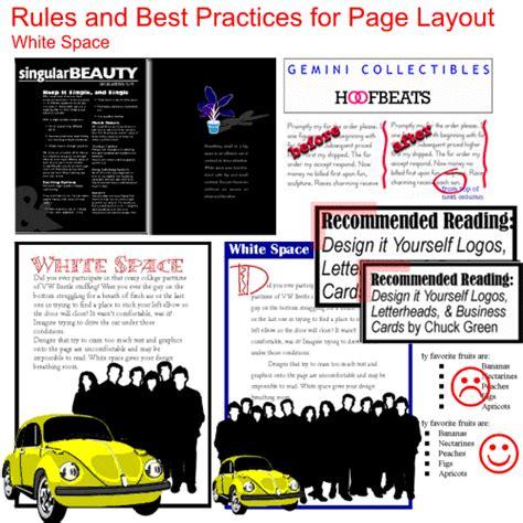 desain layout yang baik 7 tips membuat komposisi layout halaman yang baik
