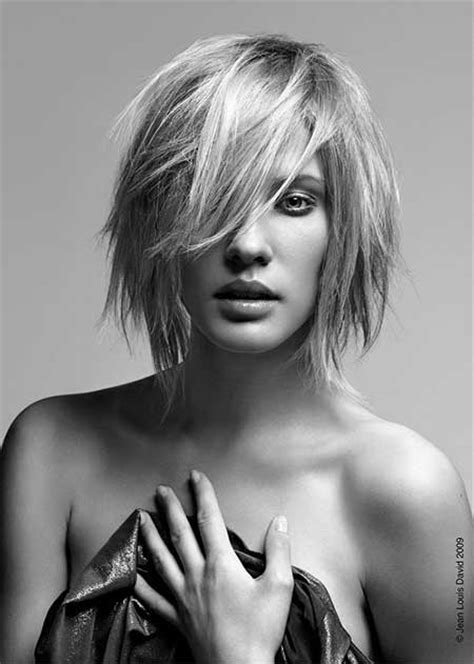 blunt bob with layered ends 20 short layered haircuts images short hairstyles 2017
