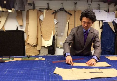 Kenjiro Suzuki 198 Best Bespoke Tailoring Images On Bespoke