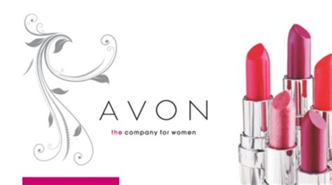Free Avon Business Cards Templates by Avon Business Card Design 10