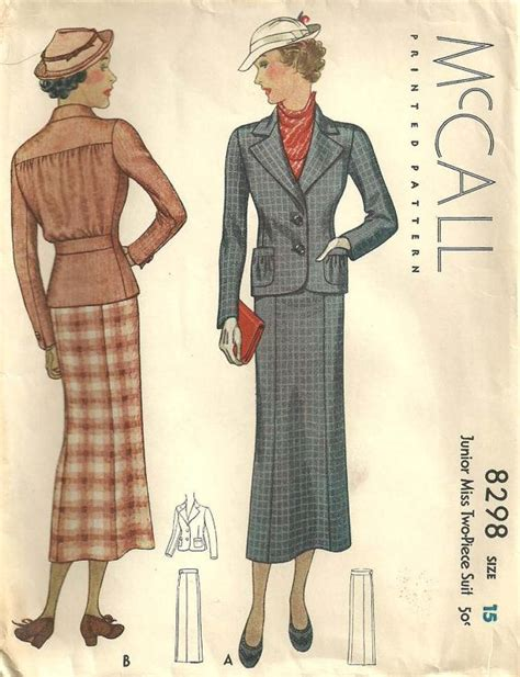 mccall pattern company history 24 best 1938 1939 images on pinterest vintage fashion