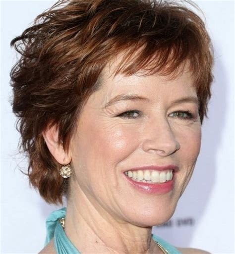 over 50 short layered wavy very short hairstyles with layers for women over 50 wavy