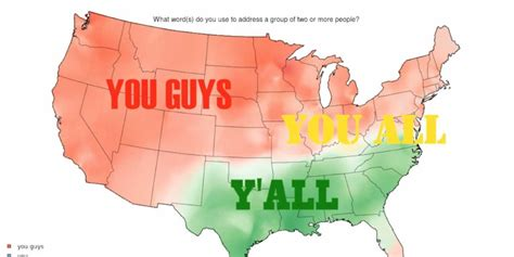 Regional Dialect Meme - different word pronunciations in usa business insider