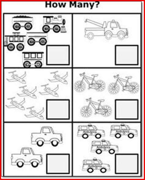 kindergarten activities on transportation number names worksheets 187 transportation activities for