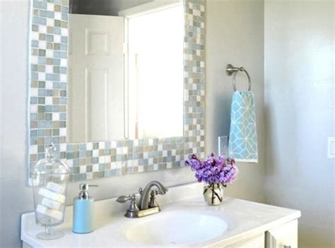 Diy Bathroom Ideas Bob Vila Diy Bathroom Mirror Frame Ideas