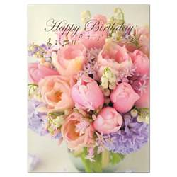 birthday flower card message birthday card best gallery birthday cards with flowers