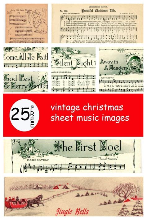 1000 ideas about vintage christmas on pinterest