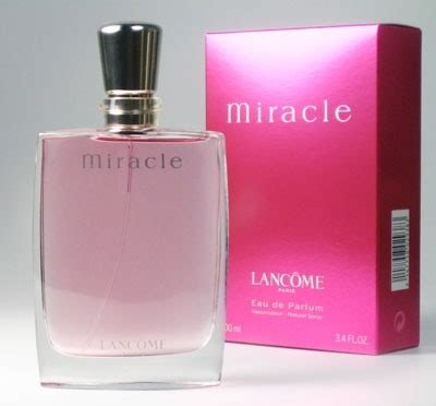 Minyak Wangi Lancome perfume mujer de lancome miracle edp 100 ml oferta 59