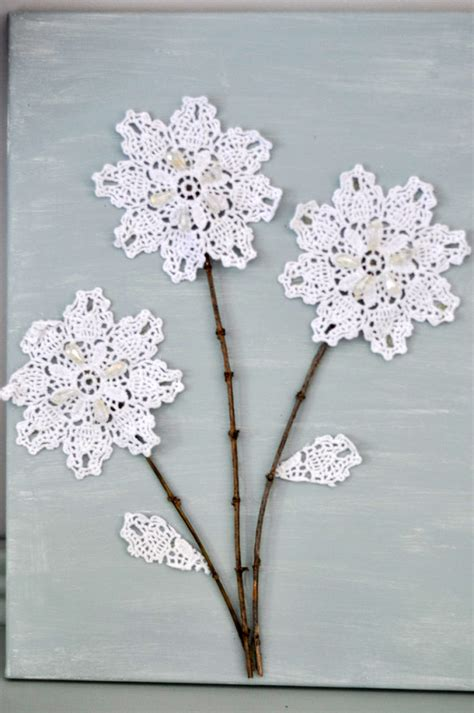 Crafts Using Paper Doilies - gorgeous diy paper doily crafts that will take your breath