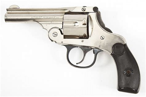 best 38 caliber revolvers h hammerless top break revolver 38 s cal