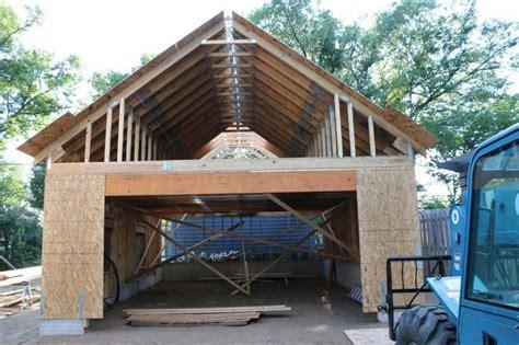 garage truss design 17 best ideas about garage attic on garage
