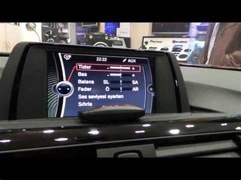 Bmw 1er F20 Temperaturanzeige by Bmw F10 F20 F30 Alpine Hifi Sistem Upgrade Live