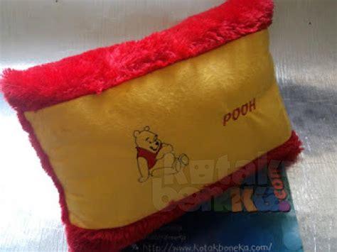 Bantal Karakter Winny The Pooh jual bantal dan guling pooh kotakboneka