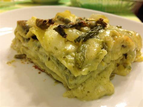 cucinare fagiolini lessi lasagne alternative con pesto genovese patate fagiolini