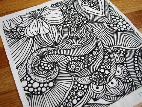 doodle drawing for beginners 40 beautiful doodle ideas bored