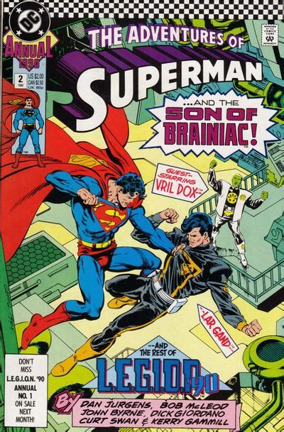 superman adventures tp 2 vol 2 the never ending battle on comic collector connect adventures of superman annual vol 1 2 dc database fandom powered by wikia