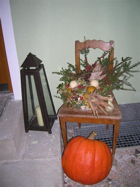 Herbstdeko Fenster Aussen by Herbstlich Dekorieren Page 5 Basteln Handarbeiten Und